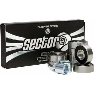 ABEC 9 Platinum Bearings