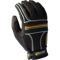 BHNC Slide Glove Rasta L/XL
