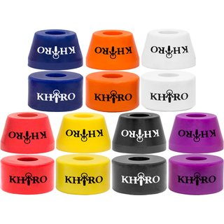 Khiro Tall Cone Combo Bushings (for 1 Truck)